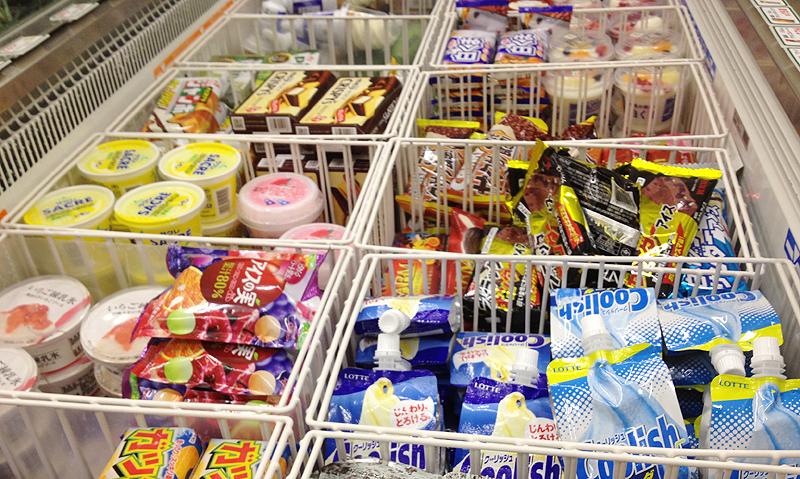 コンビニのアイスクリーム人気ランキングBEST10