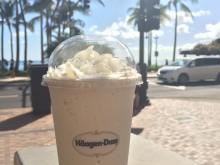 ハワイのハーゲンダッツ〜shakes