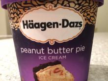 ハワイのハーゲンダッツ〜peanut butter pie
