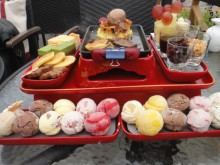 上海のハーゲンダッツ〜路面店の商品ラインナップ (3)