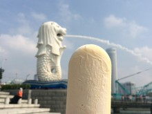 世界アイスクリーム紀行〜シンガポール