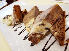 ドバイのハーゲンダッツ〜Cookies&Choclate Semi-Freddo