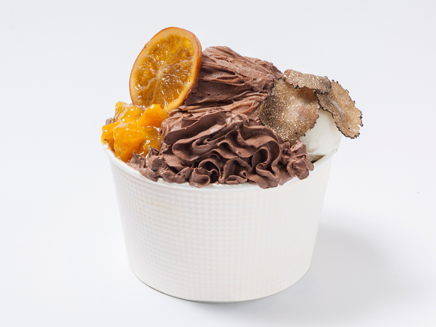 アイスモンスター サロン・デュ・ショコラ限定「プレミアムチョコレートかき氷」