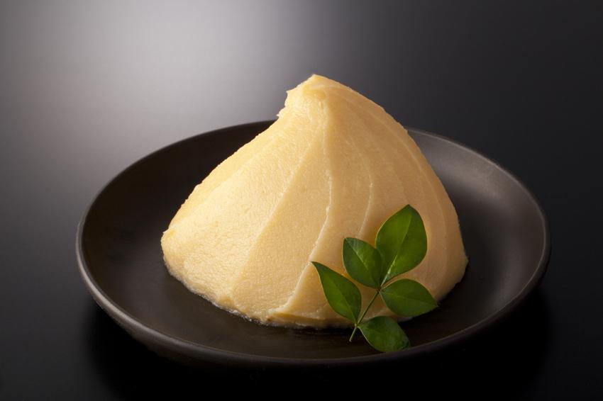 プレマルシェ・ジェラテリア 白味噌ジェラート