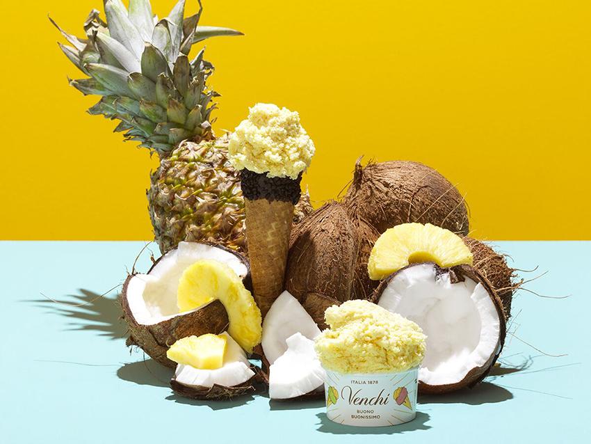 ヴェンキ パイナップル&ココナッツ